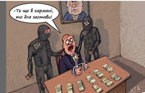 Чиновник одного из поселковых советов Киевщины задержан при получении взятки в виде автомобиля, - прокуратура - Цензор.НЕТ 7800