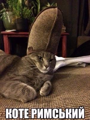 Коте - римський